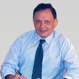 Dr Farokh Udwadia